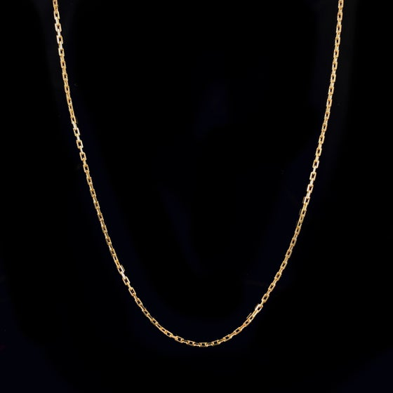 Image of Filippa Necklace / 24k gold-coated silver