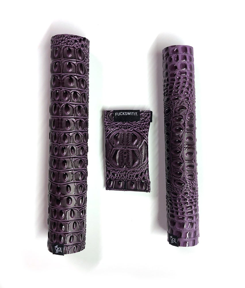 Image of Limited Edition: Purple Dragon Pad Set