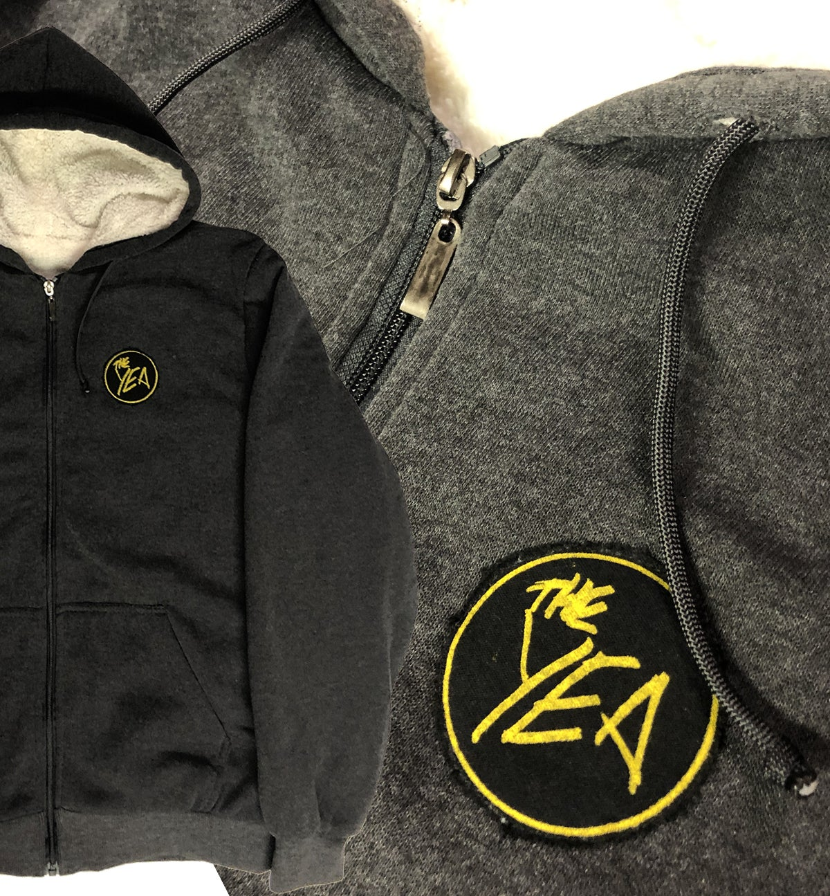 Image of 1of1: Sherpa Zip L