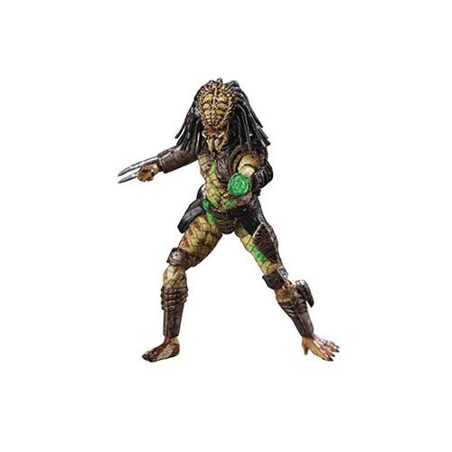 Image of Predator 2 Battle Damage City Hunter 1:18 Scale Action Figure - Previews Exclusive