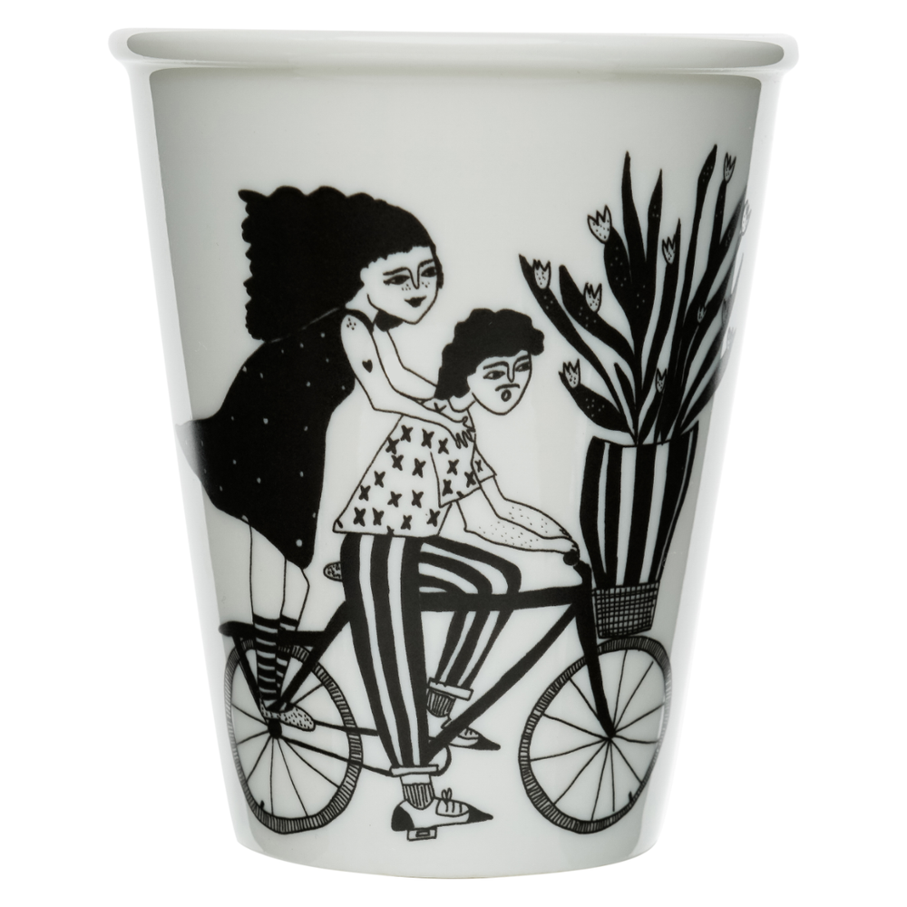Image of TASSE BICYCLETTE, HELEN B