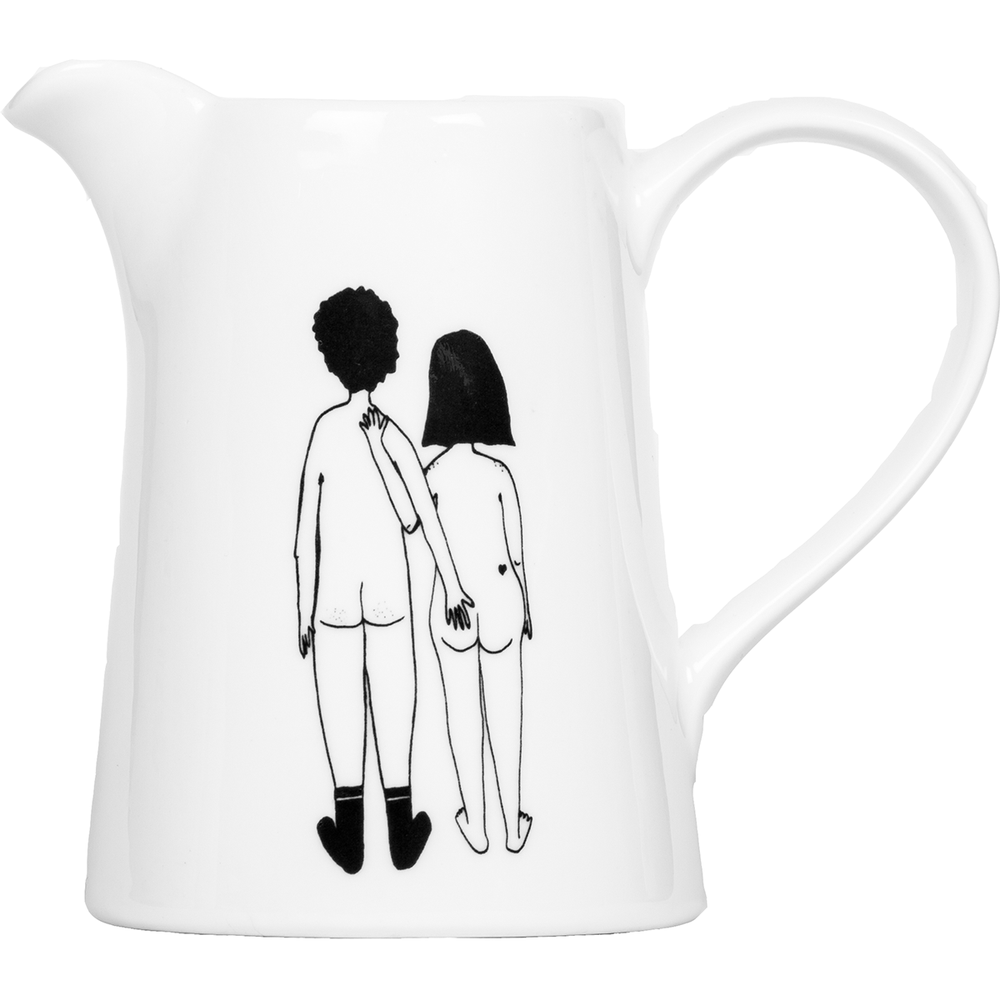 Image of CARAFE COUPLE NU, HELEN B