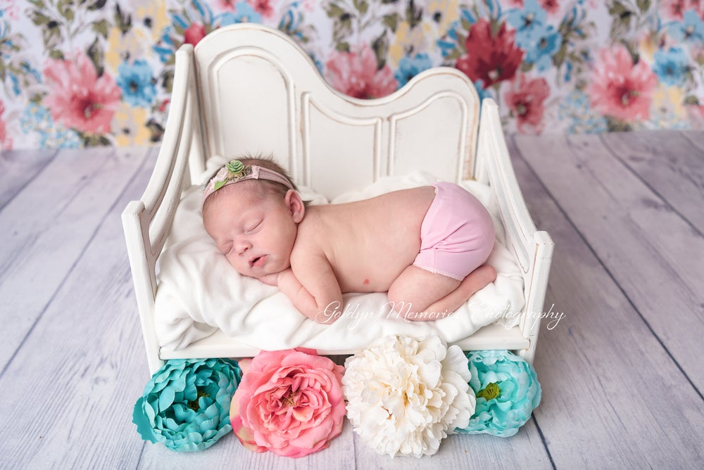 Image of Newborn Mini Session Non-Refundable Retainer