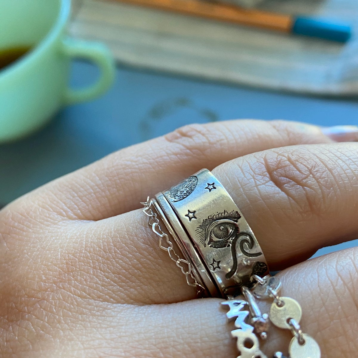 Image of You are magic ring