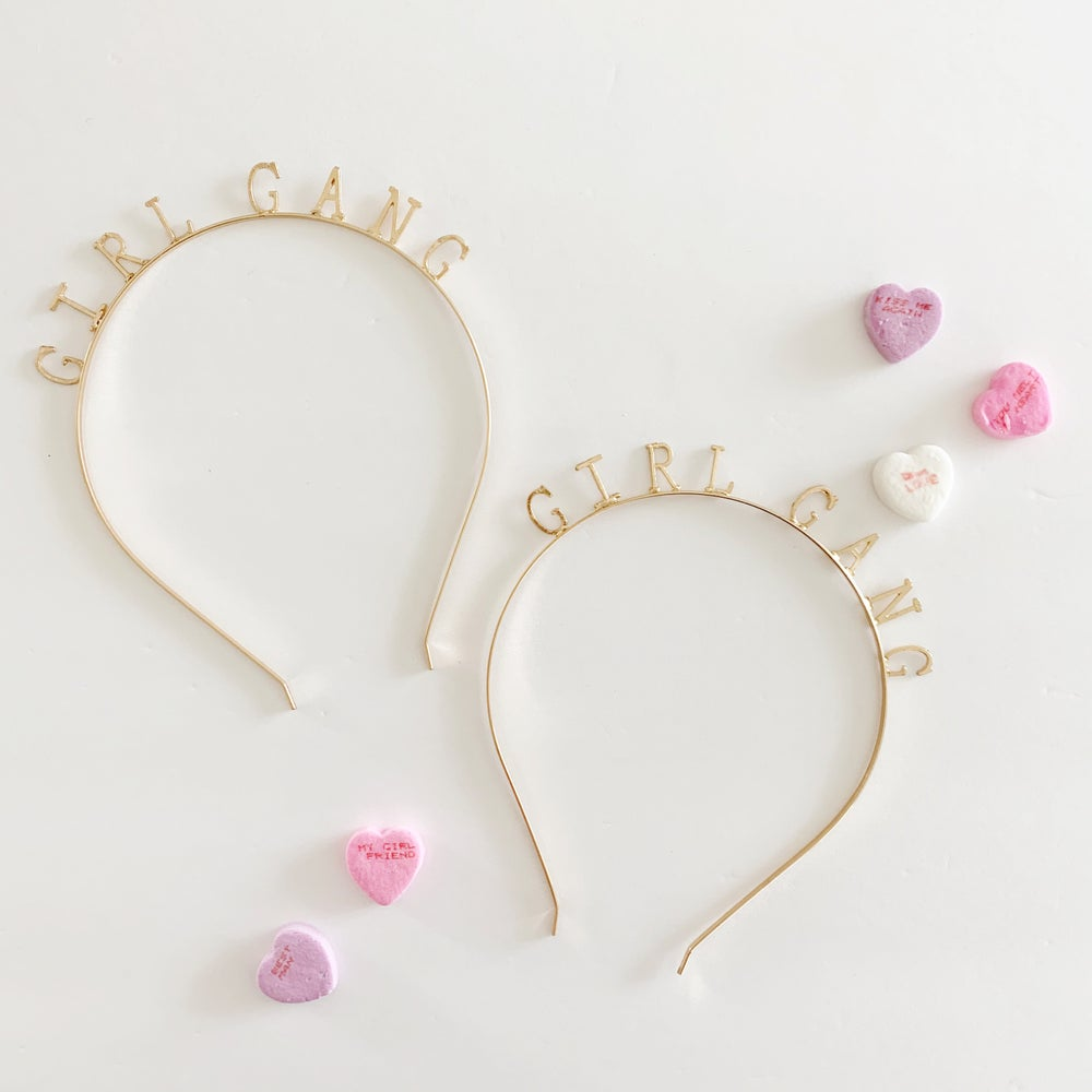 Image of Girl Gang Headband