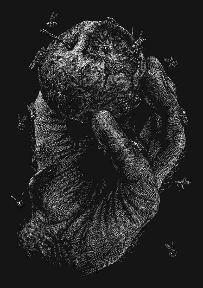 Image of »Apple« Art print