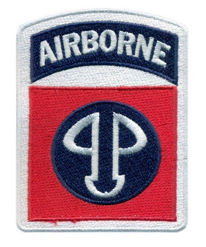 Image of 82nd Airborne Patch