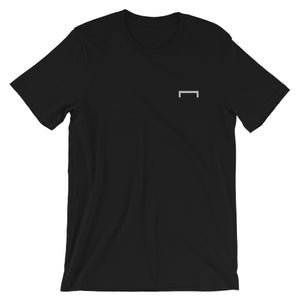 Image of i am table Embroidered Logo Tee