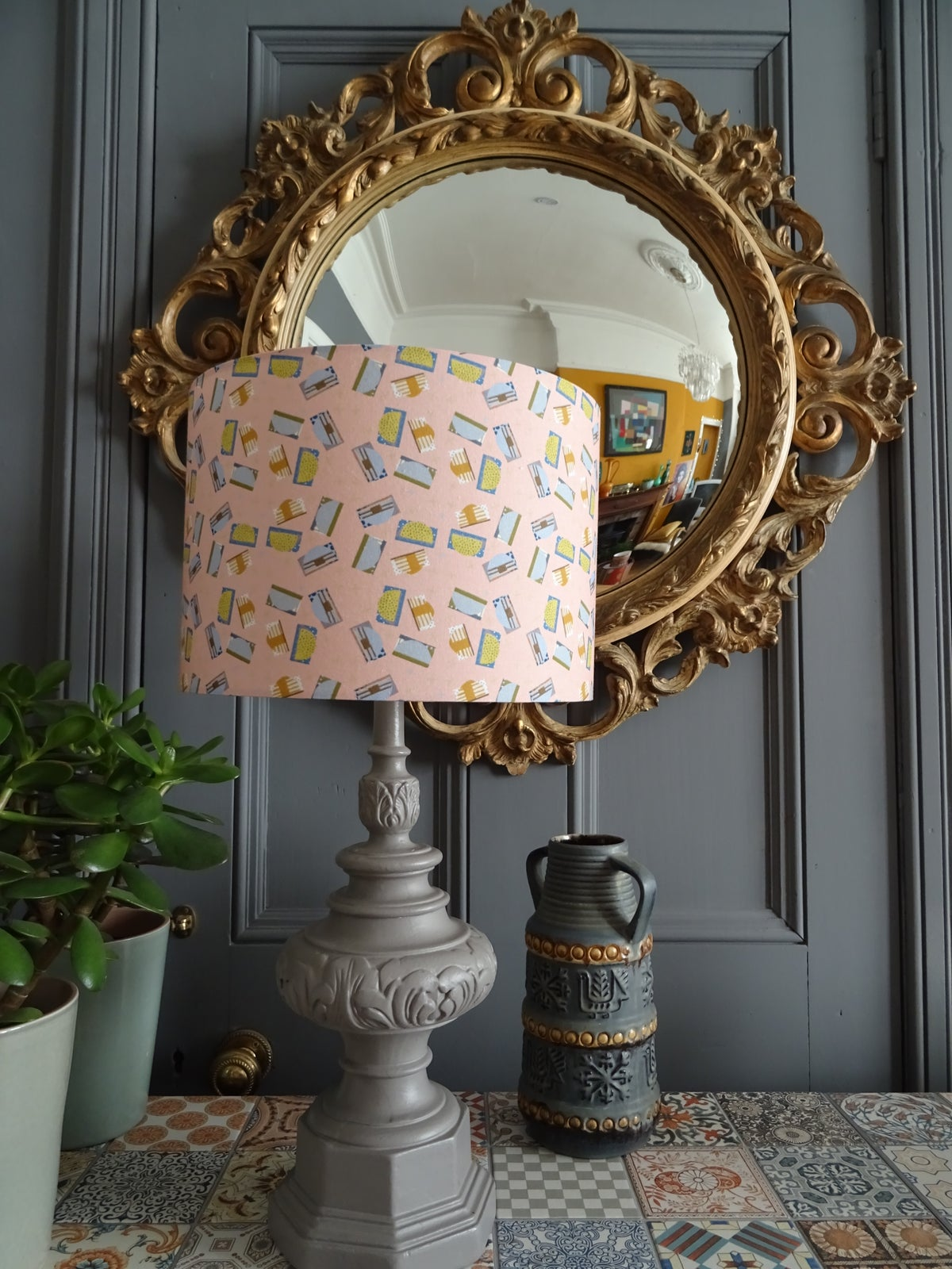 Image of 'Deconstructed' Collection of Lampshades