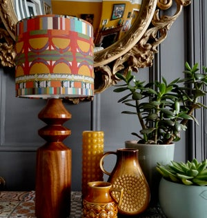 Image of Sienna Collection of Lampshades