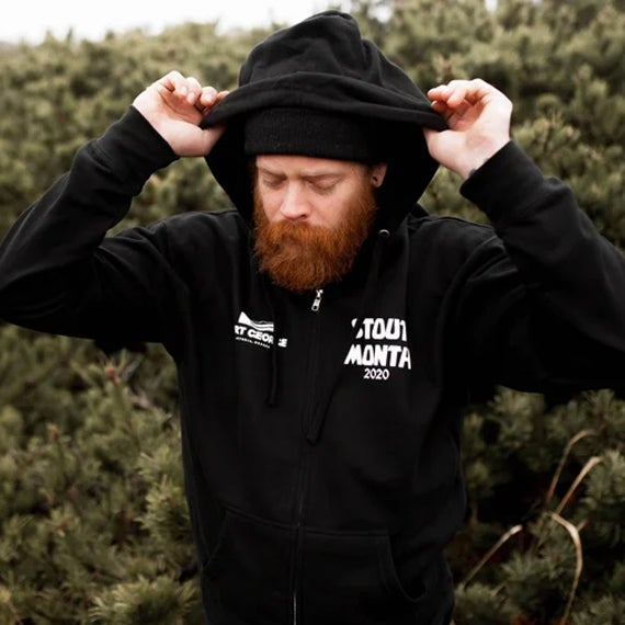 Image of 2020 Stout Month Hoodie
