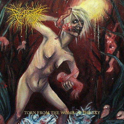 Image of Flesh Tomb - Torn From The Womb Of The Sky CDEP Digipack