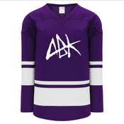 Image of ABK- Purple Jersey