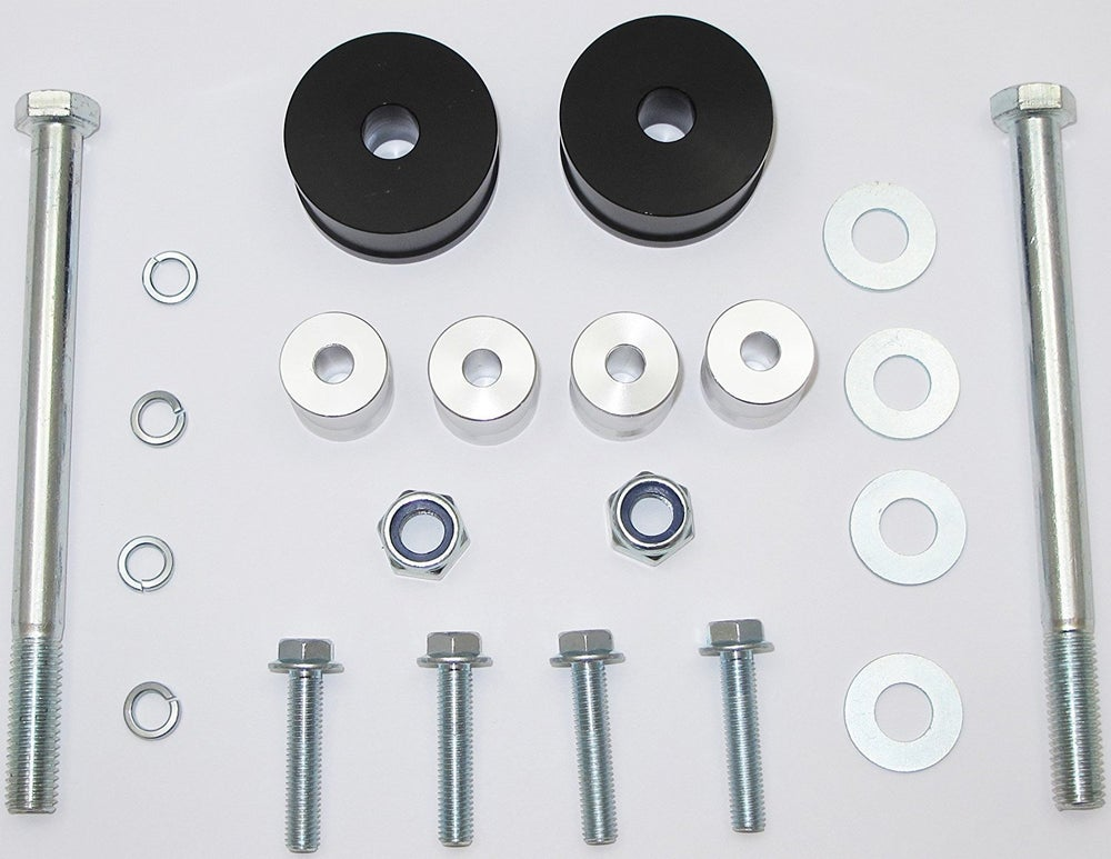 Image of Dobinsons Front IFS Diff Drop Kit - Toyota 4Runner 2003-2019 (4th & 5th Gen), 2005-2019 Tacoma, and