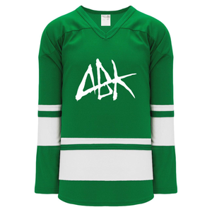 Image of ABK- Green Jersey