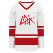 Image of ABK- White Jersey