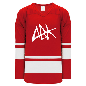 Image of ABK- Red Jersey