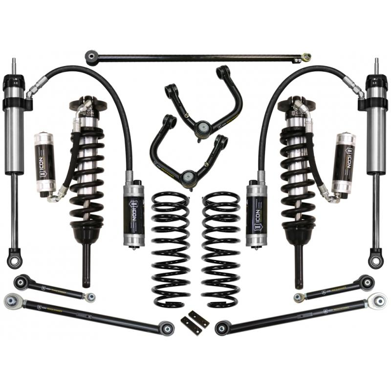 "Image of ICON 2010-UP Toyota 4Runner / GX460 0-3.5"" Suspension System - Stage 7 (Tubular)"