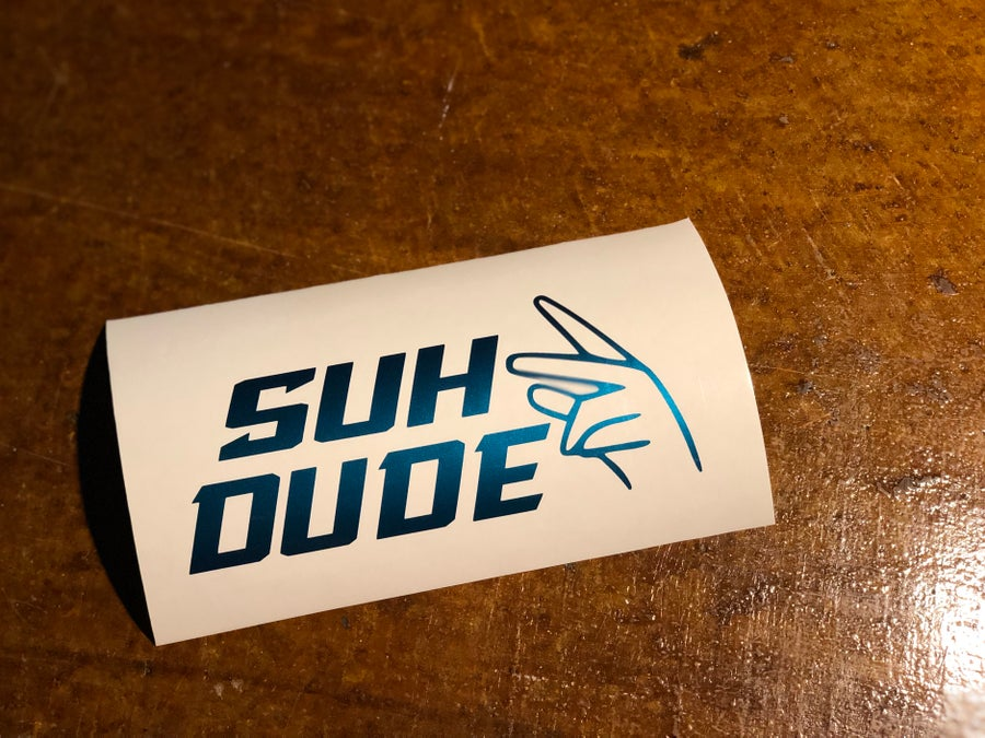 "Image of 6"" Suh Dude"