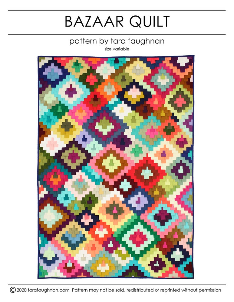 Image of Bazaar Pattern PDF