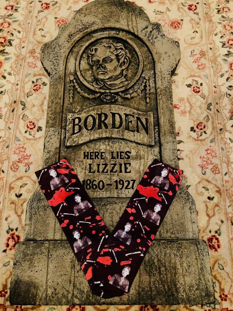Image of Lizzie Borden 40 Whacks - Socks