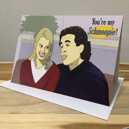 Image of Schmoopie Card