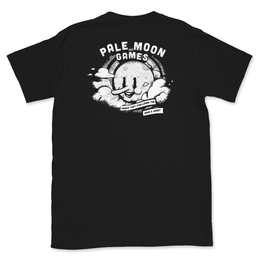 Image of Pale Moon Games Shirt