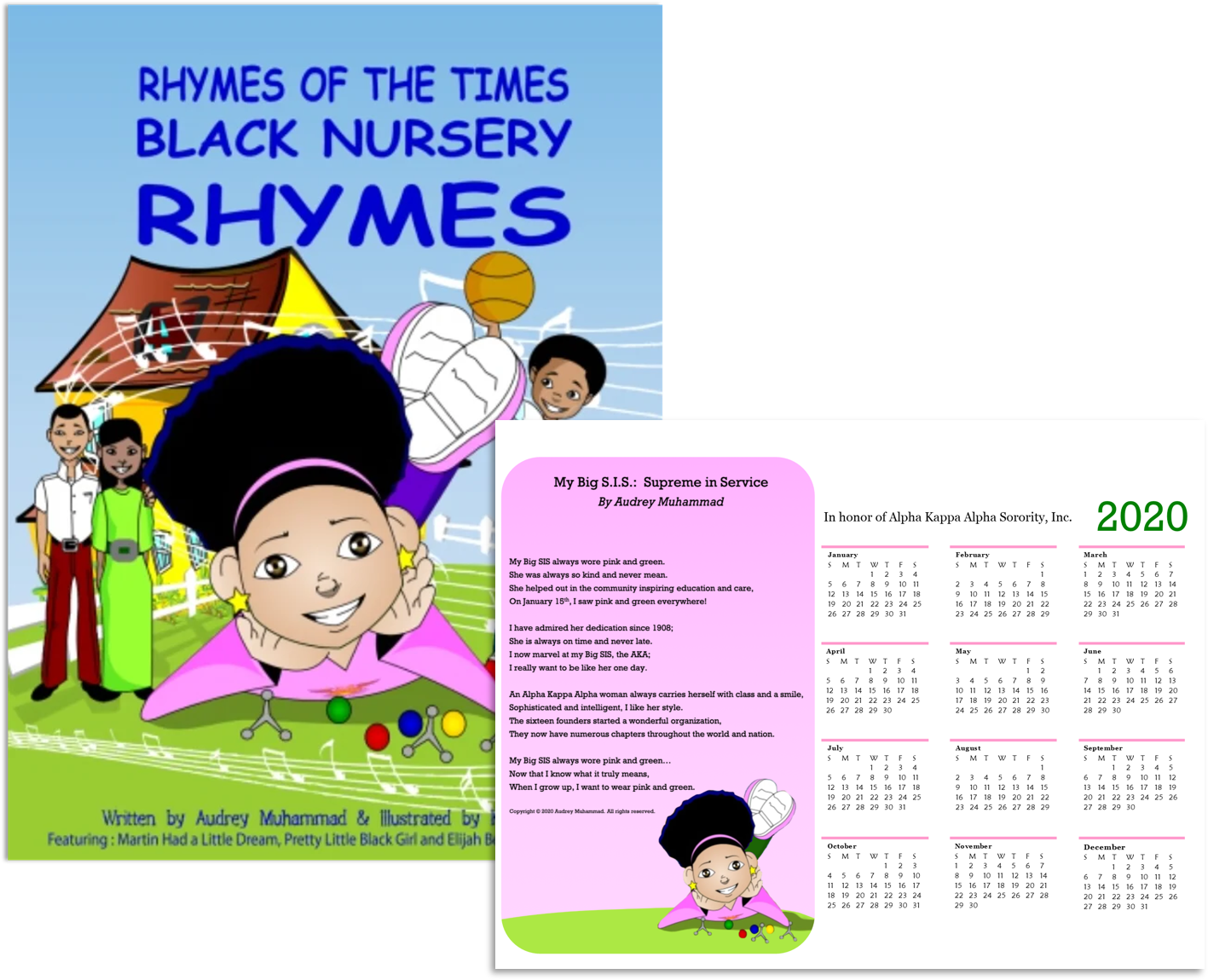Image of AKA SPECIAL: Rhymes of the Times