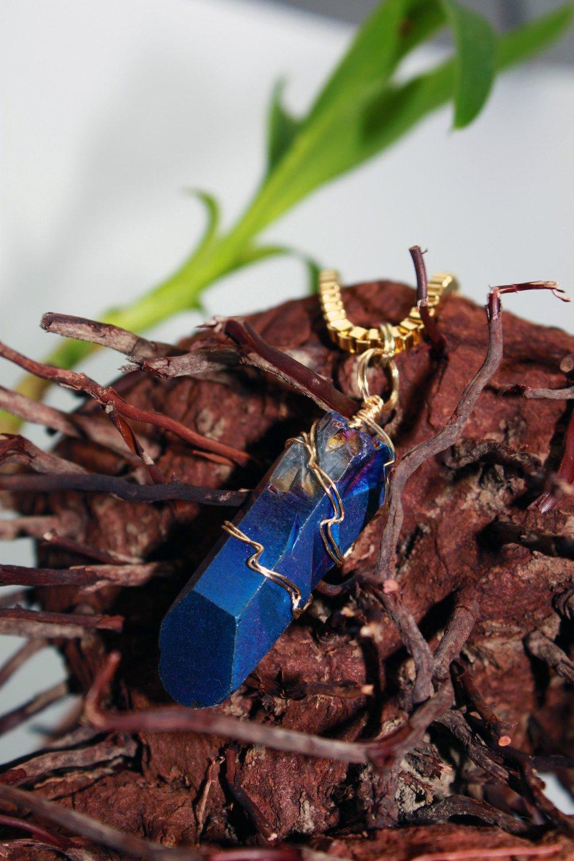 Image of Crystal Pendant III