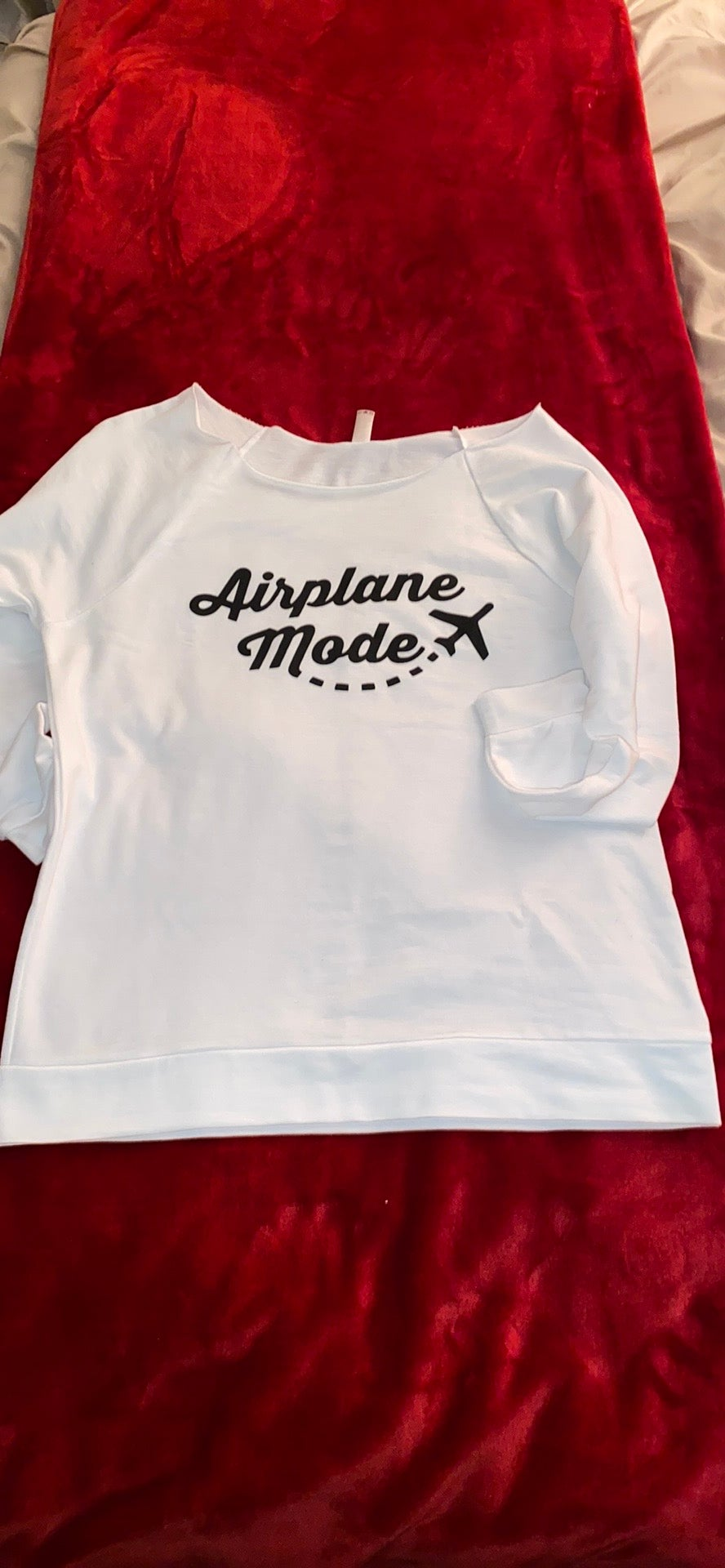 Image of Airplane Mode Top