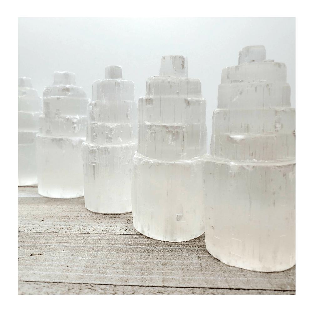 Image of Selenite Towers