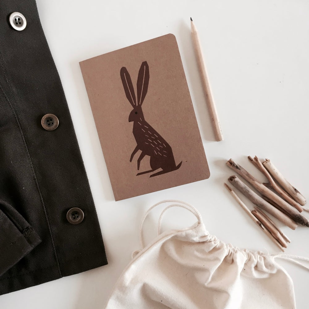 Image of Notebook Rabbit