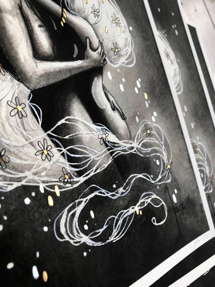 Image of THE KISS - 1 print