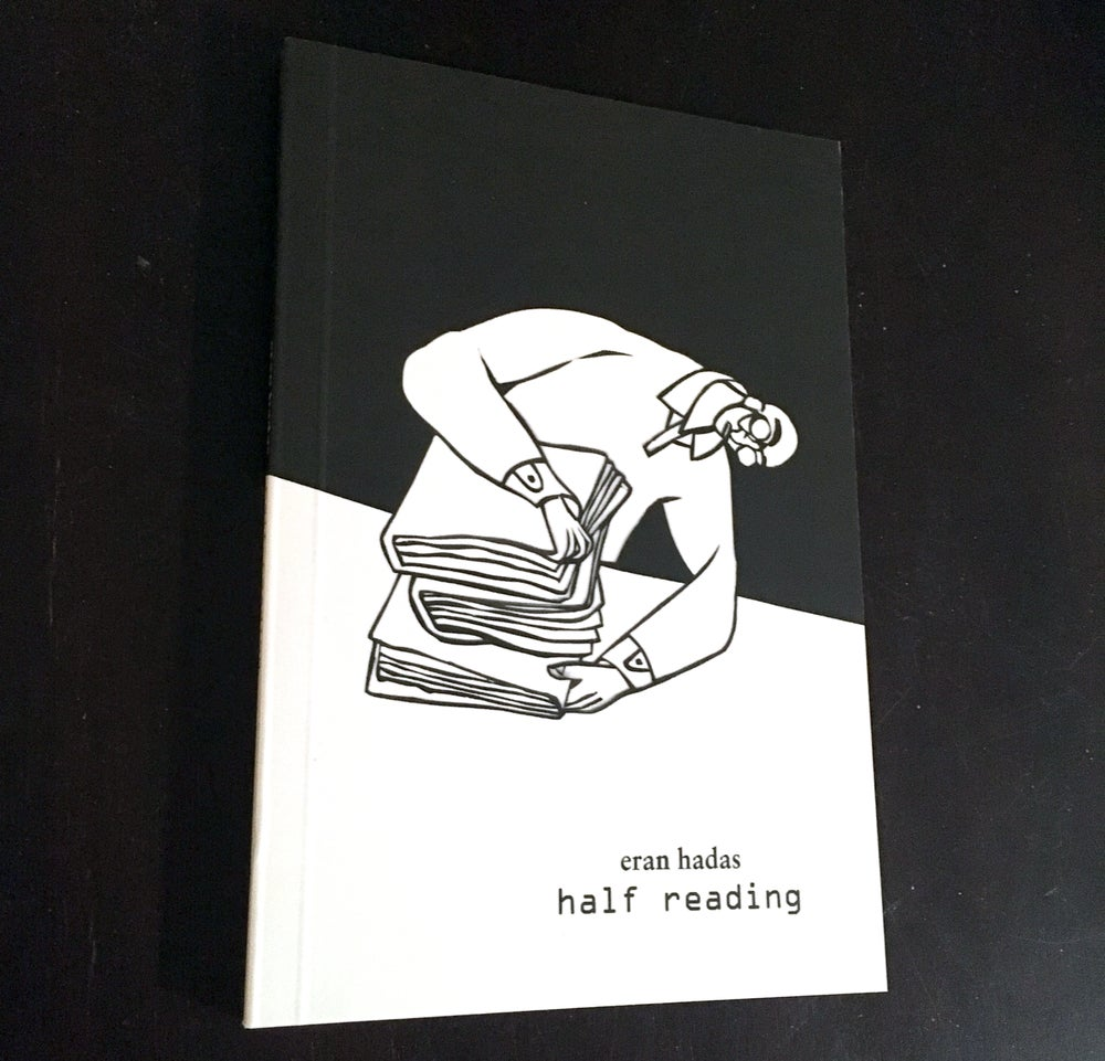 Image of Eran Hadas - Half Reading