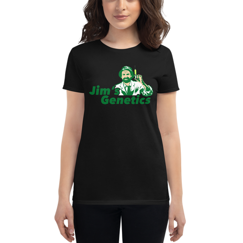 Image of Jim's Genetics Women's T-Shirt