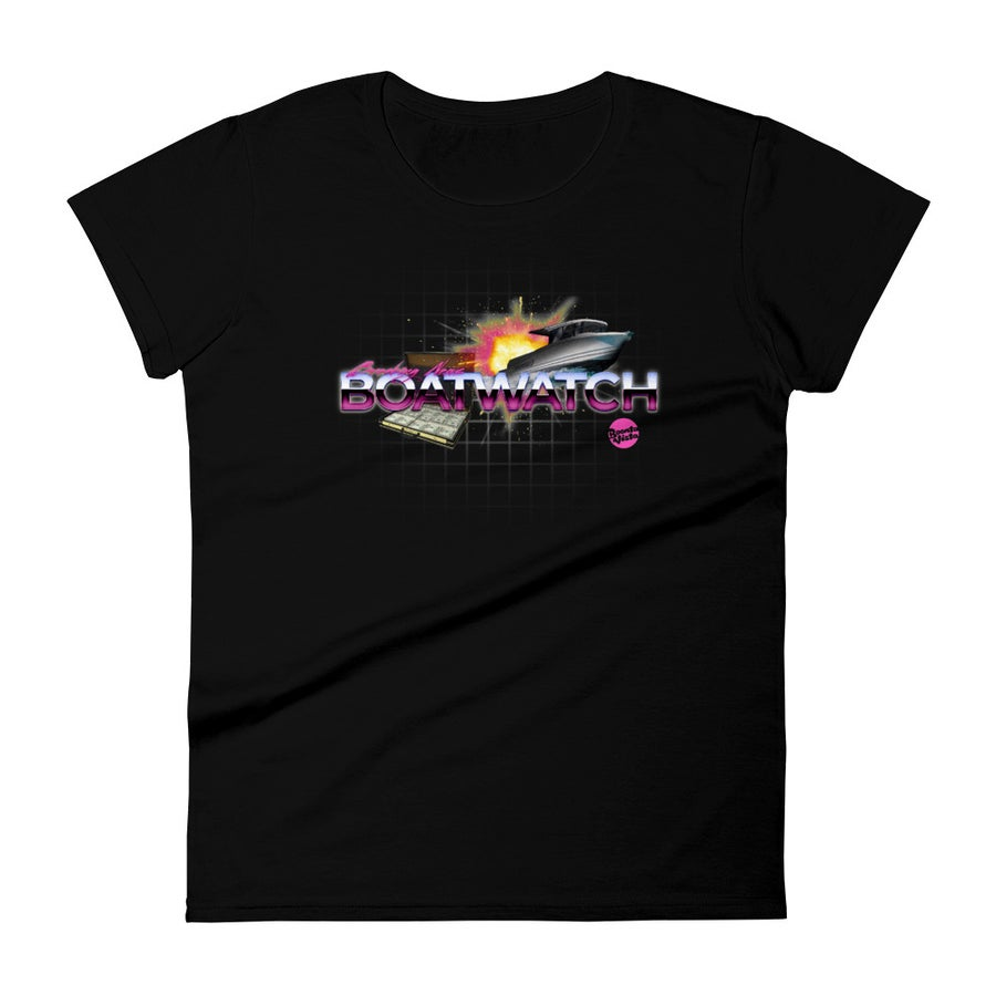 Image of Boatwatch! Women's T-Shirt