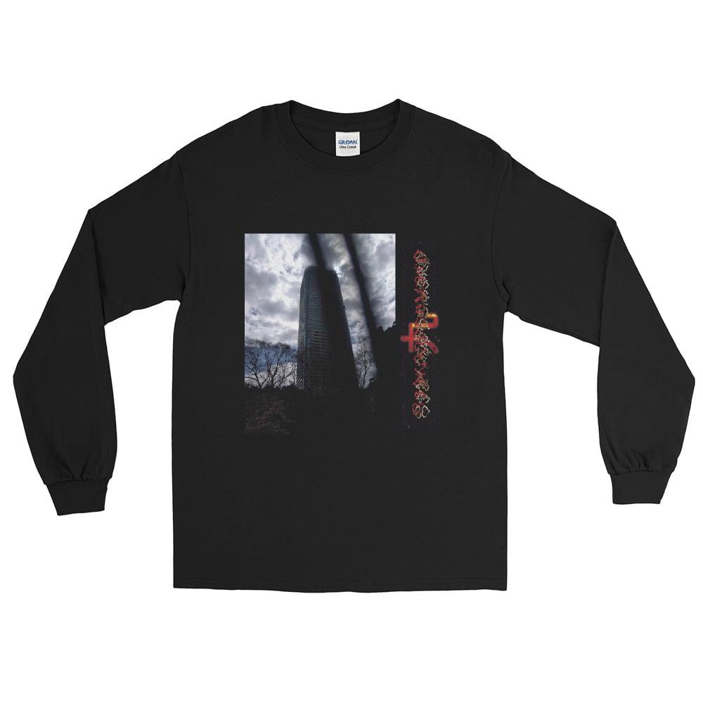 Image of Vzakprevémèkr 九 Long Sleeve T-Shirt