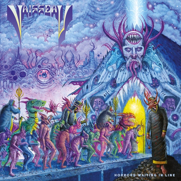 Image of VAISSEAU - Horrors Waiting In Line LP *PREORDERS*