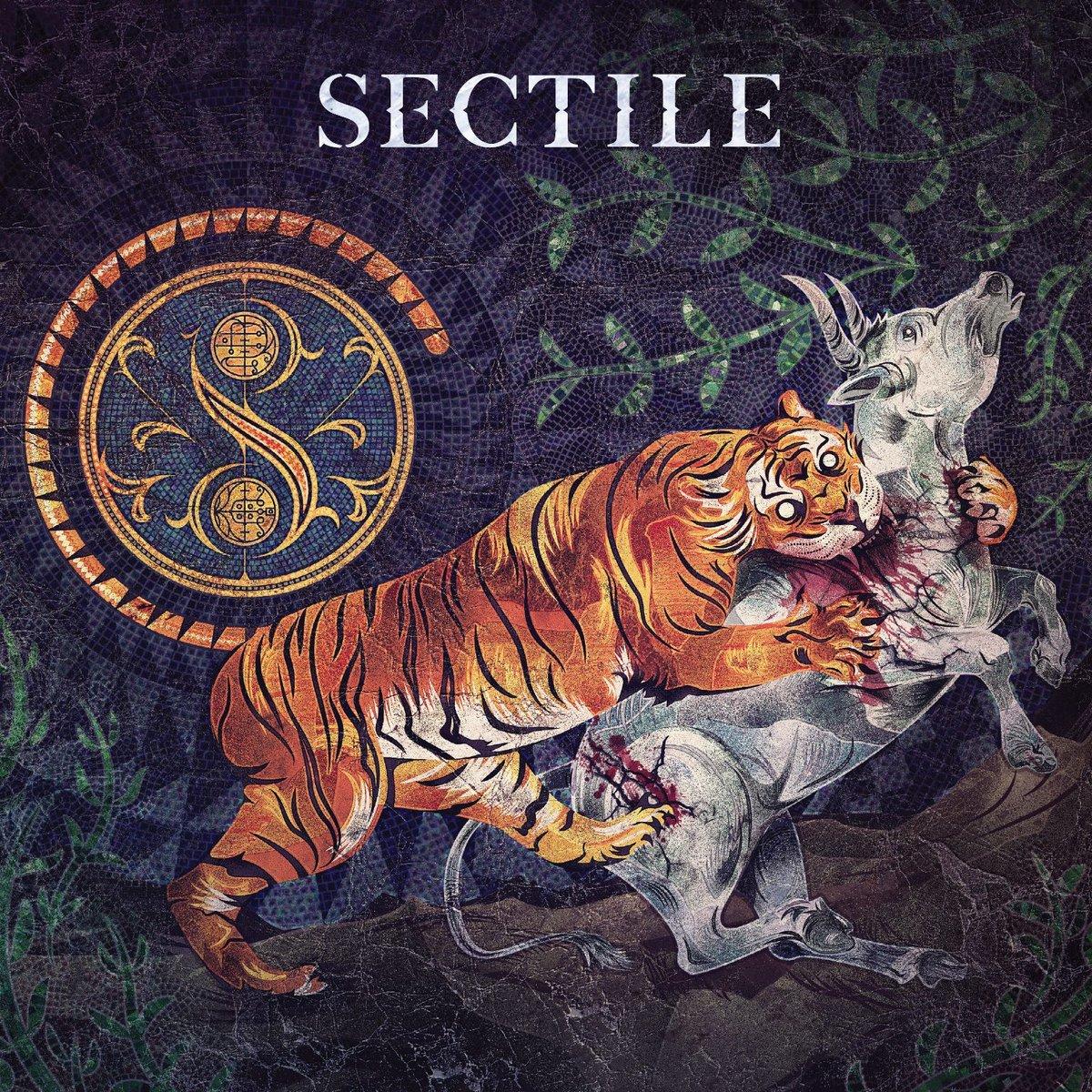 Sectile EP 4-panel DigiPak