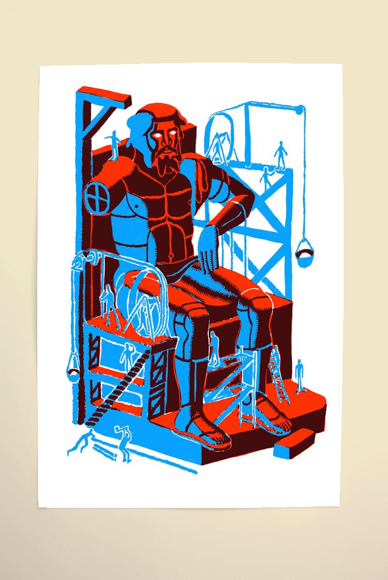Image of Pol Edouard Poster