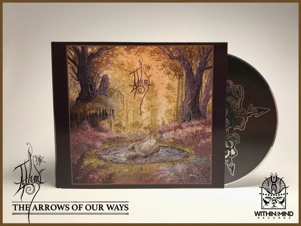 Image of Izthmi - The Arrows Of Our Ways CD