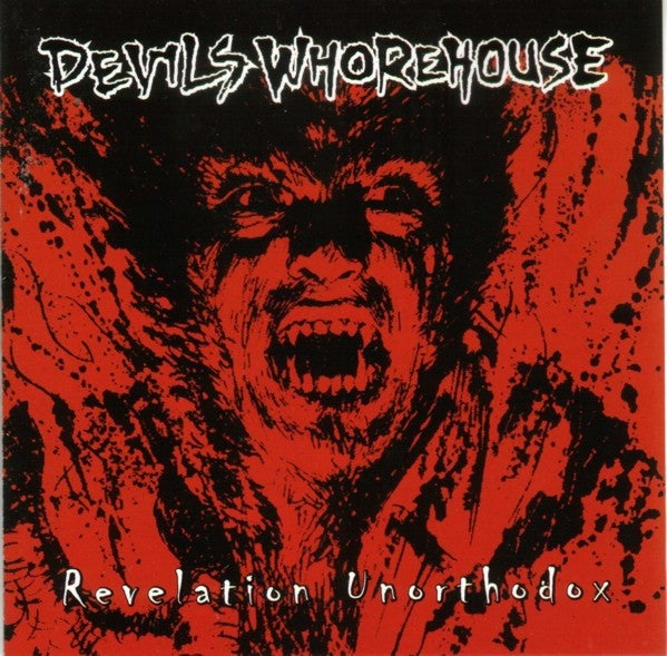 Image of Devils Whorehouse - Revelation Unorthodox Cd