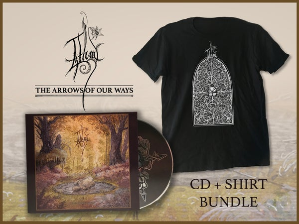 Image of Izthmi - CD+T-shirt Bundle