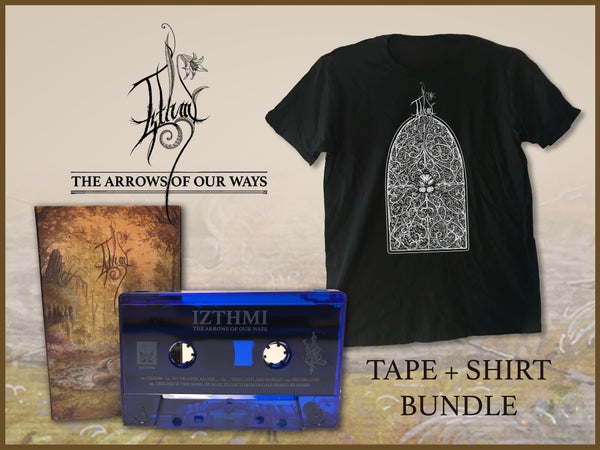 Image of Izthmi - Tape + -shirt Bundle