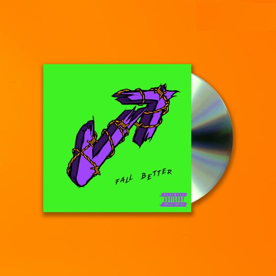 Image of Fall Better CD