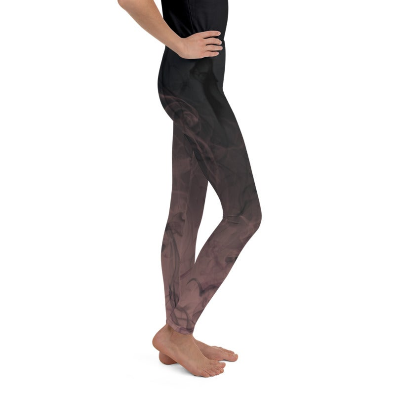 Image of Girl's Inhale / Exhale Yoga Pants
