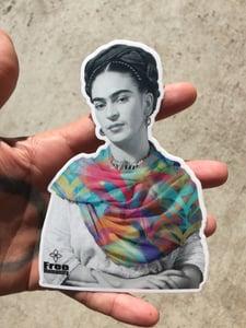 Image of Frida Kahlo sticker