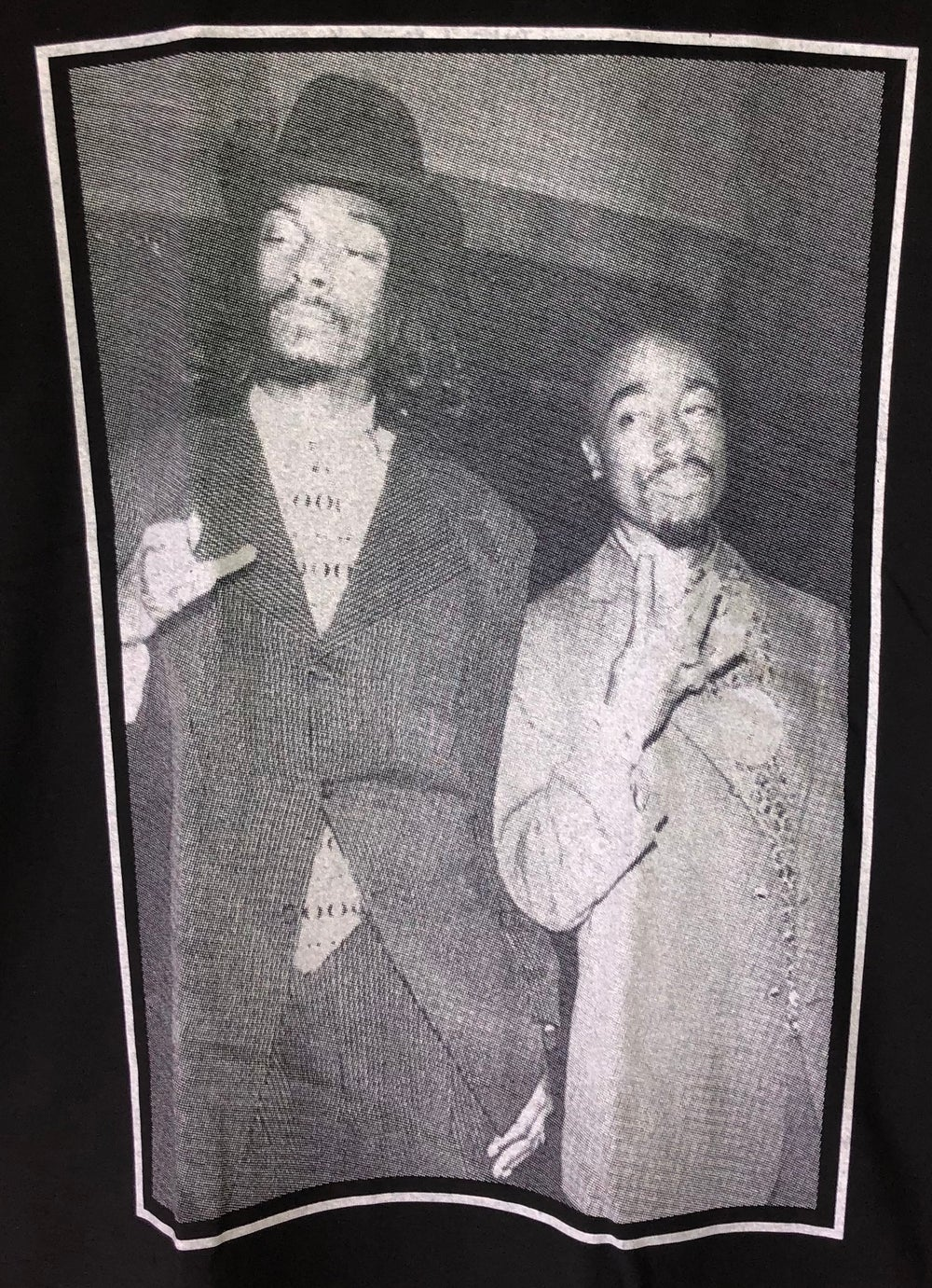 Image of Tupac X Snoop Dogg T Shirt