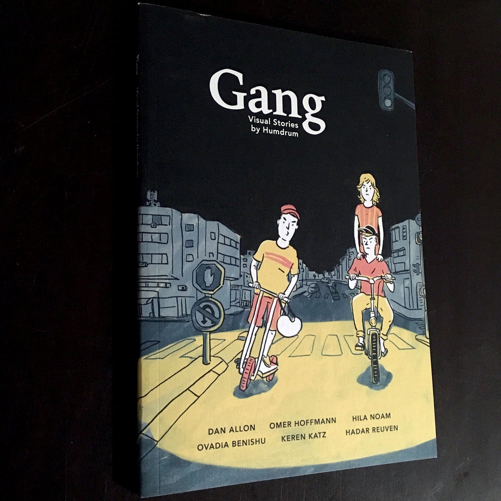 Image of Gang