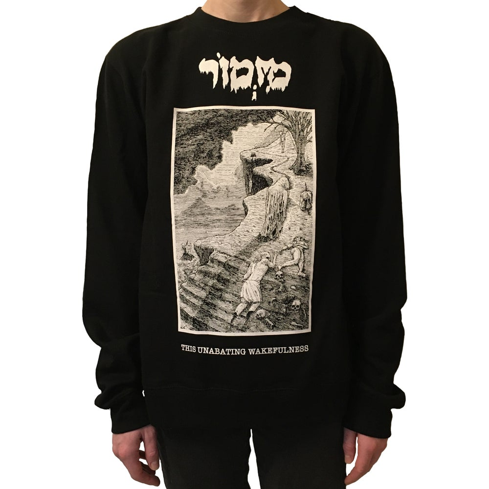 "Image of ""TUW"" Crew Neck Sweatshirt"